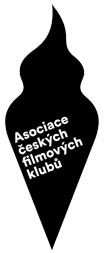 Asociace českých filmových klubu logo
